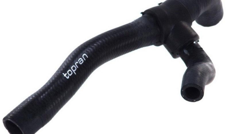 Furtun radiator VW GOLF III Variant (1H5) (1993 - 1999) TOPRAN 109 009 piesa NOUA