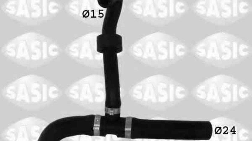 Furtun radiator VW PASSAT 3B2 SASIC 3406051
