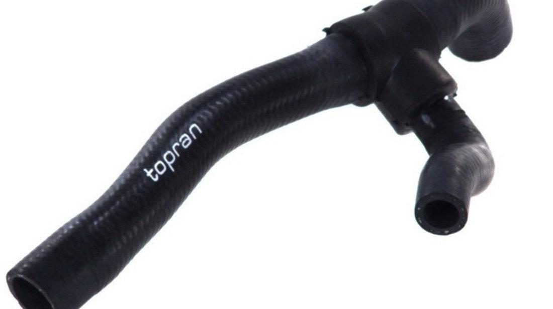 Furtun radiator VW PASSAT Variant (3A5, 35I) (1988 - 1997) TOPRAN 109 009 piesa NOUA