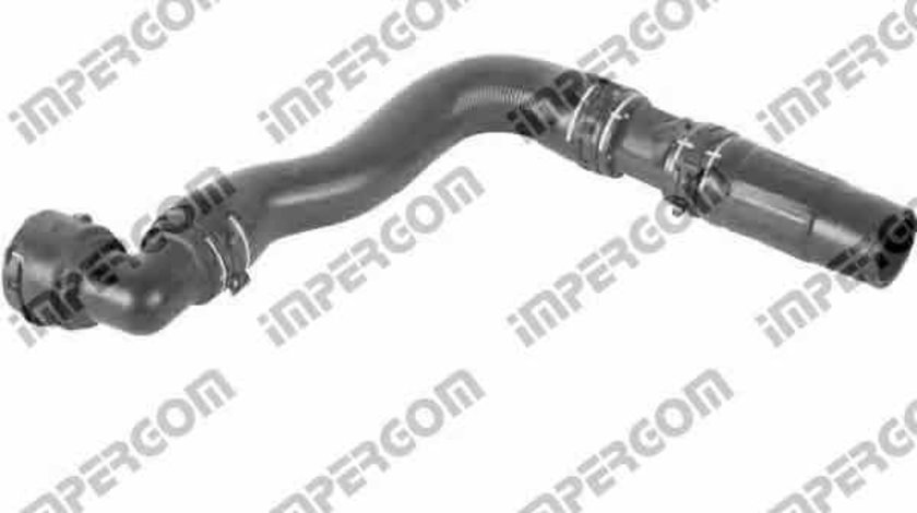 Furtun radiator VW POLO 9N AUDI 6Q0122101AP