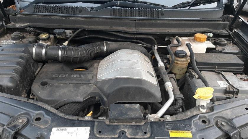 Furtun turbo Chevrolet Captiva 2007 SUV 2.0 VCDI