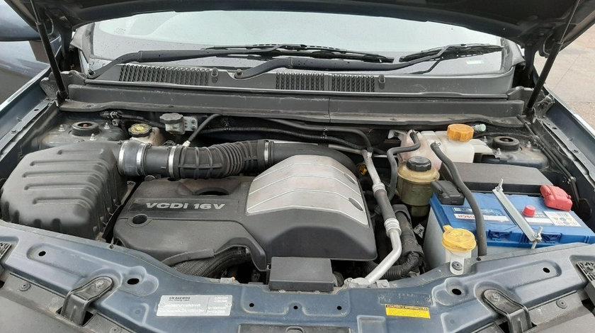 Furtun turbo Chevrolet Captiva 2008 SUV 2.0 VCDi