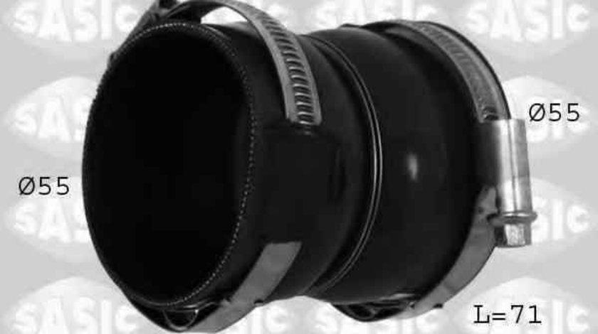 Furtun turbo intercooler CITROËN C4 cupe (LA_) SASIC 3350001