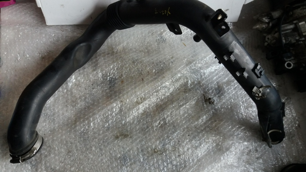 Furtun turbo intercooler opel astra g 1.7 dti y17dt