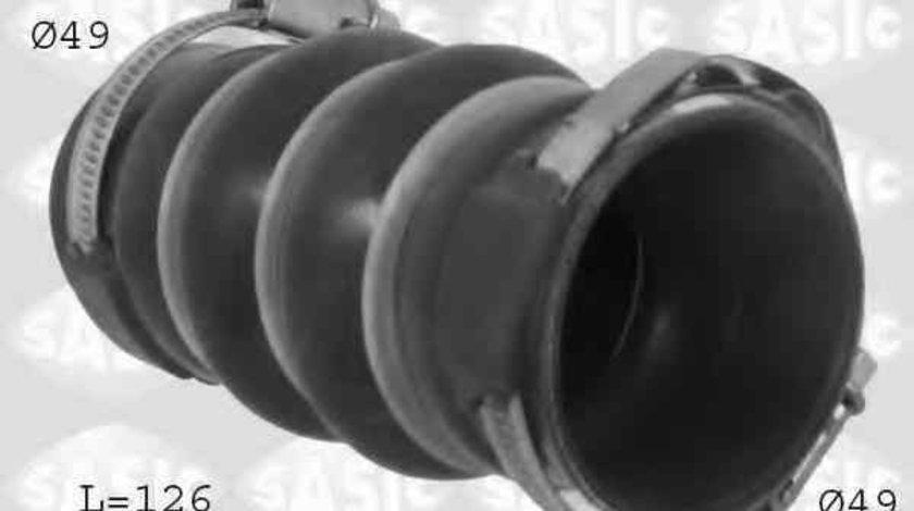 Furtun turbo intercooler PEUGEOT 207 SW WK SASIC 3330016