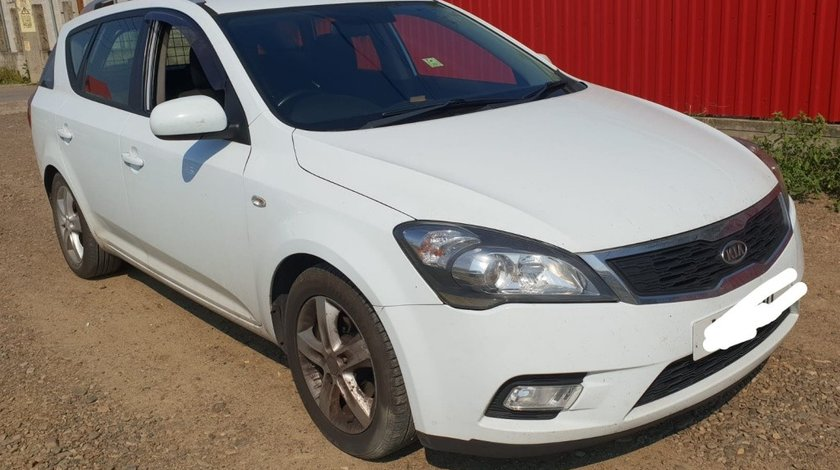Furtun turbo Kia cee'd 2011 SW facelift 1.6 crdi d4fb euro 5