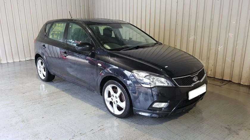Furtun turbo Kia Ceed 2010 hatchback 1.6