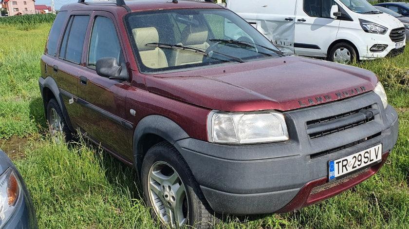 Furtun turbo Land Rover Freelander 2003 1 4x4 2.0 TD4 204d3