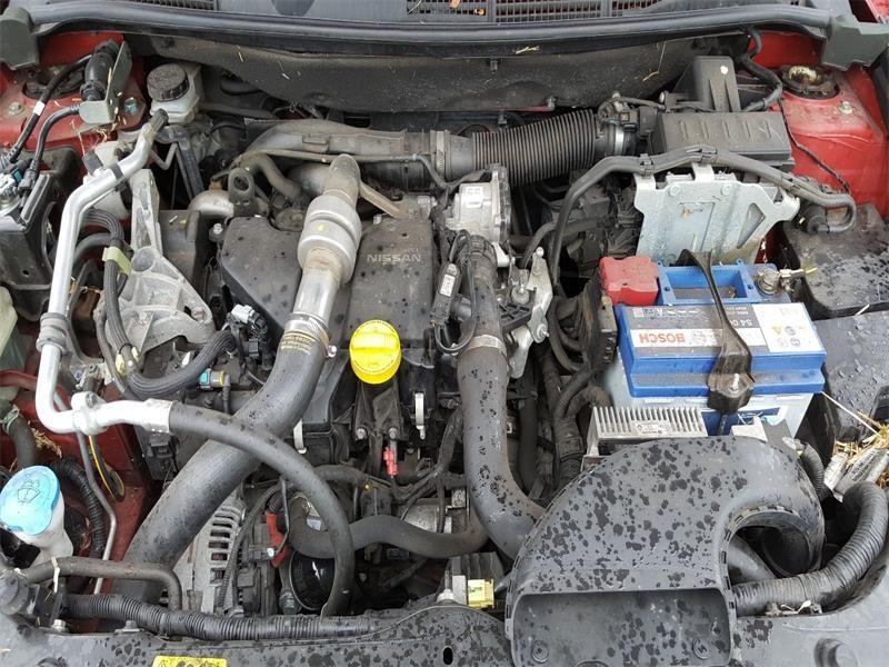 Furtun turbo Nissan Qashqai 2010 suv 1.5dci 110cp
