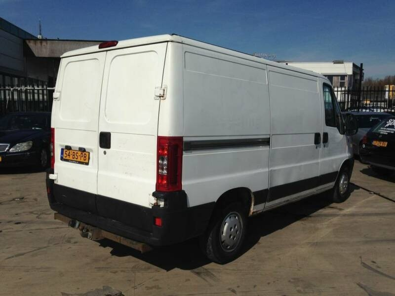 Furtun turbo Peugeot Boxer 2005 VAN 2.8