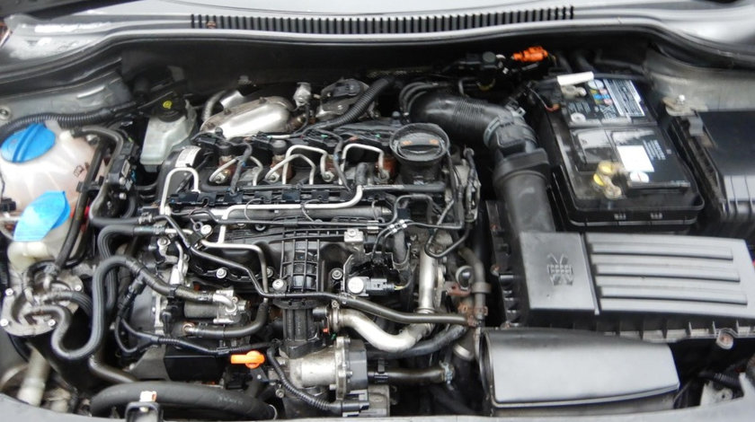 Furtun turbo Seat Leon 2 2010 Hatchback 1.6 TDI