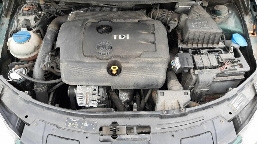 Furtun turbo Skoda Fabia 2 2008 Break 1.4 TDI