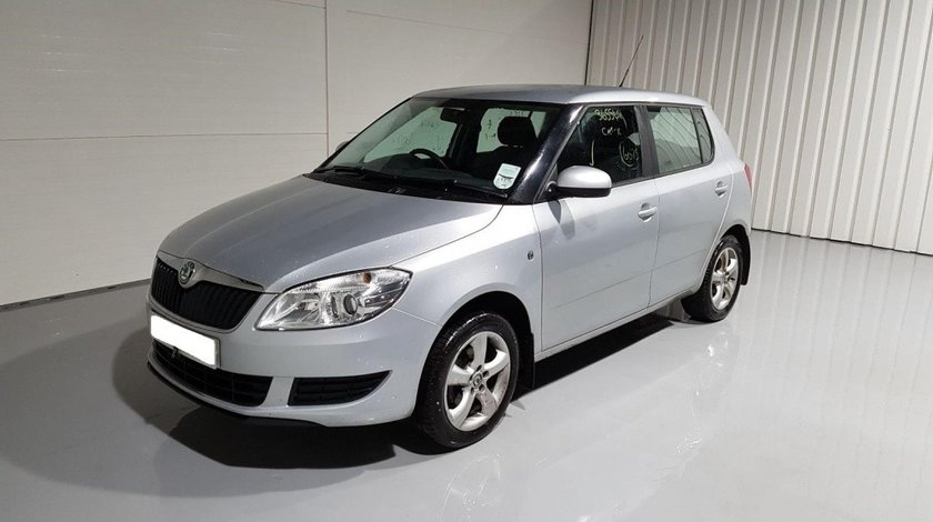 Furtun turbo Skoda Fabia II 2011 hatchback 1.2