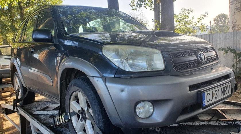 Furtun turbo Toyota RAV 4 2004 4x4 facelift 2.0 d-4d 1CD-FTV