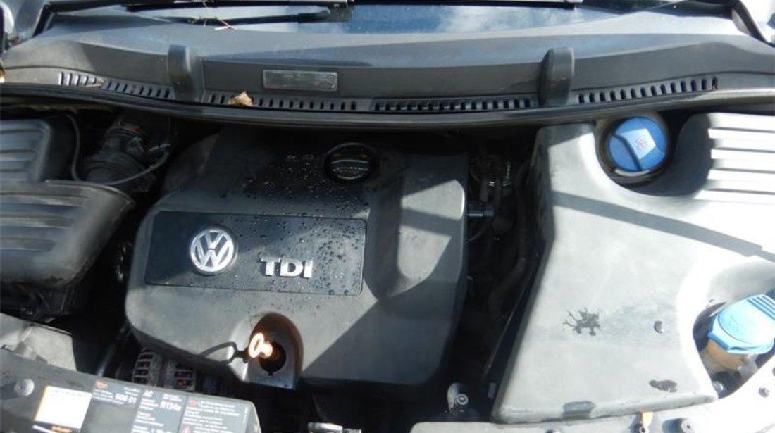 Furtun turbo Volkswagen Sharan 2008 MPV 1.9 TDi