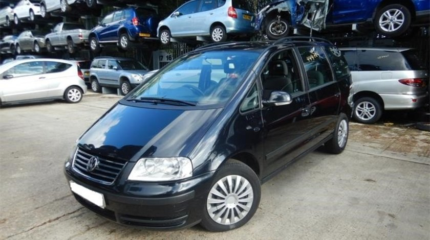 Furtun turbo Volkswagen Sharan 2008 MPV 1.9 TDi
