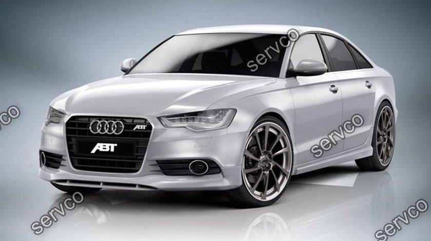 Fusta S Line bara fata Audi A6 4G C7 2011 2012 2013 2014 ABT Sline S6 Rs6
