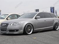 Fusta spoiler bara fata Audi A6 4F C6 Votex ver2