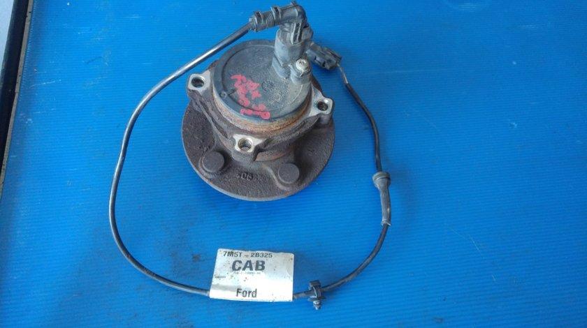Fuzeta butuc dreapta spate cu senzor ford focus 2 7m5t-2b325