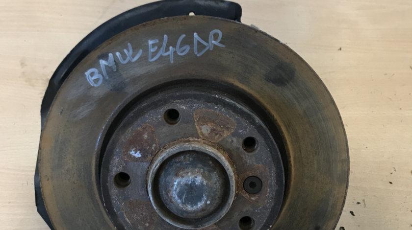Fuzeta dreapta fata bmw seria 3 e46 318i 1998 - 2005