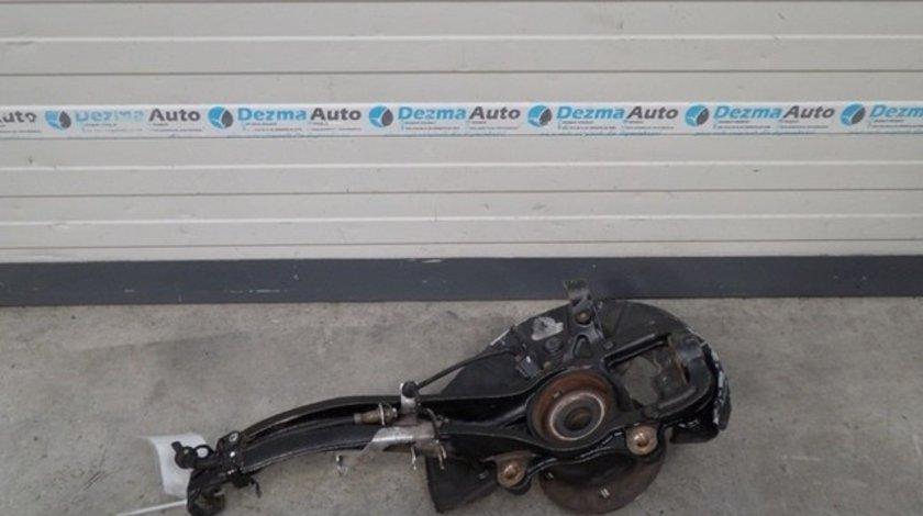 Fuzeta dreapta fata cu abs, 7L0407258A, Audi Q7 (4L) 3.0tdi