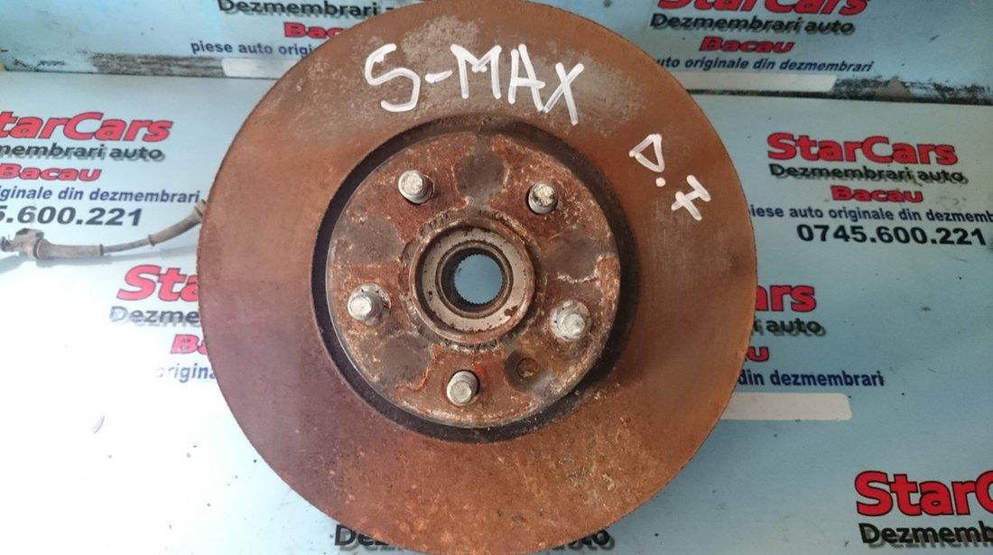 Fuzeta Dreapta Fata Ford S-Max 2.0 TDCi