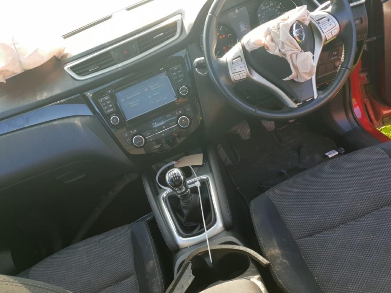 Fuzeta dreapta fata Nissan Qashqai 2014 SUV 1.5dci 1.5 dci