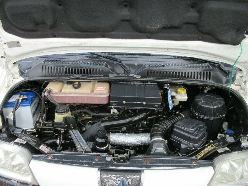 Fuzeta dreapta fata Peugeot Boxer 2005 VAN 2.8