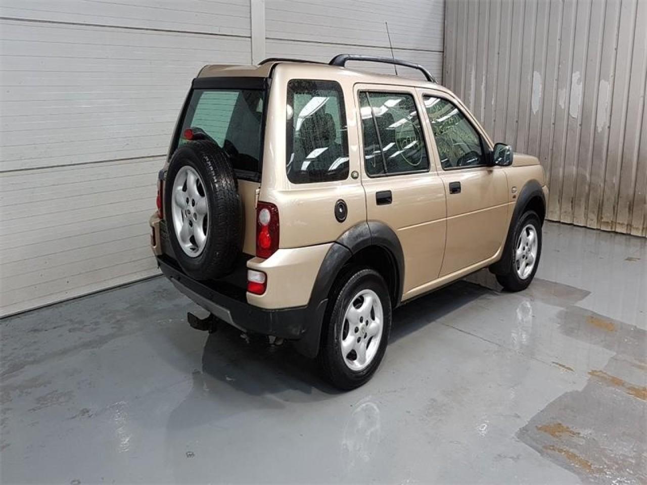 Fuzeta dreapta spate Land Rover Freelander 2005 SUV 2.0 D