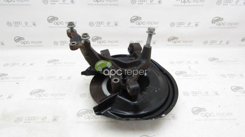 Fuzeta dreapta spate + Rulment VW Jetta 5C (2011 - 2018)  - Cod: 5C0505436B / 1T0598611B   Piesa com