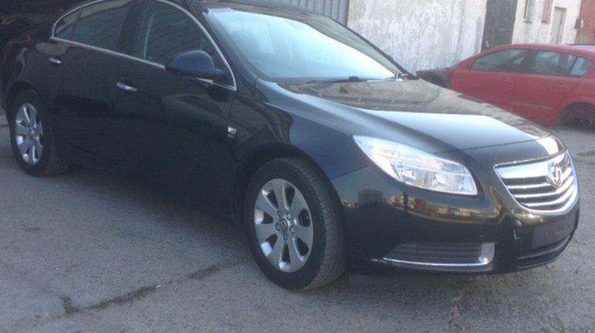 Fuzeta fata - spate Opel Insignia 2.0 cdti