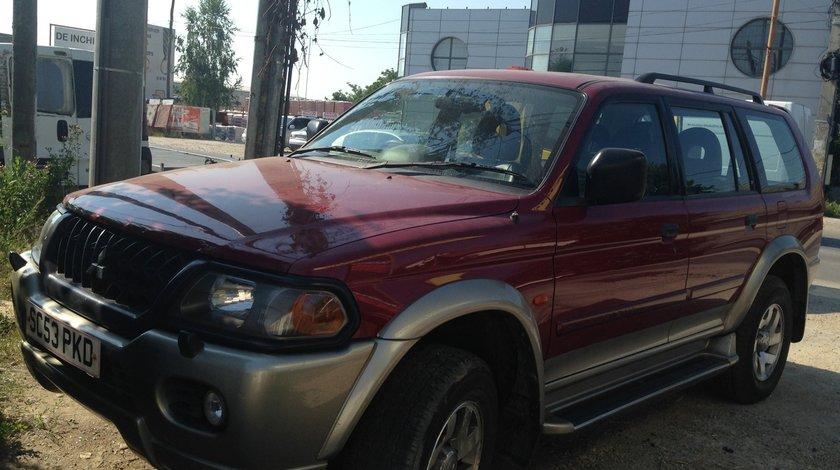 fuzeta fata stanga mitsubishi shogun pajero sport 3. 0 benzina 170 cp 2005