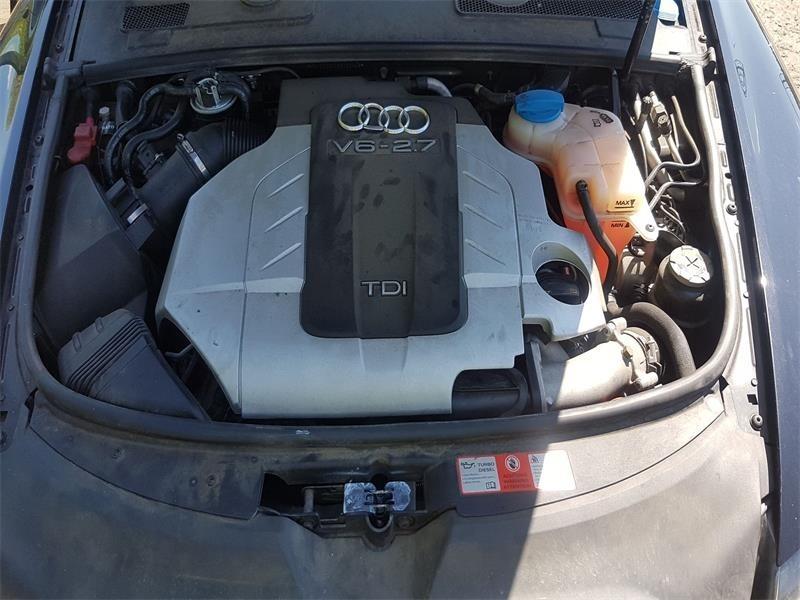 Fuzeta stanga fata Audi A6 C6 2009 Allroad 2.7 TDi
