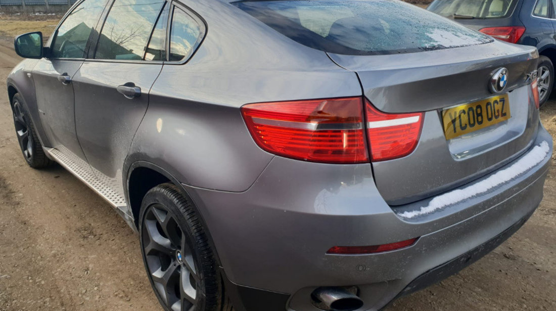 Fuzeta stanga fata BMW X6 E71 2008 xdrive 35d 3.0 d 3.5D biturbo