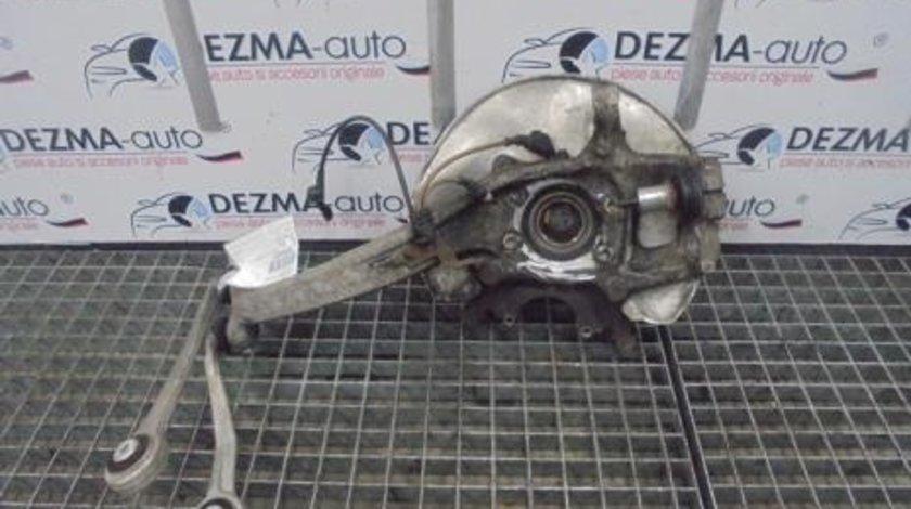 Fuzeta stanga fata cu abs, Audi A4 (8K2, B8) 2.0tdi