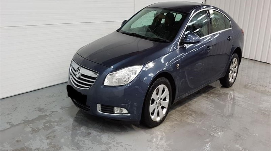 Fuzeta stanga fata Opel Insignia A 2009 HATCHBACK 2.0CDTI