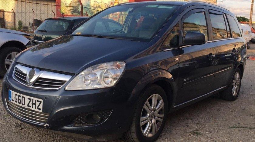 Fuzeta stanga fata Opel Zafira B 2010 monovolum 1.7 CDTI