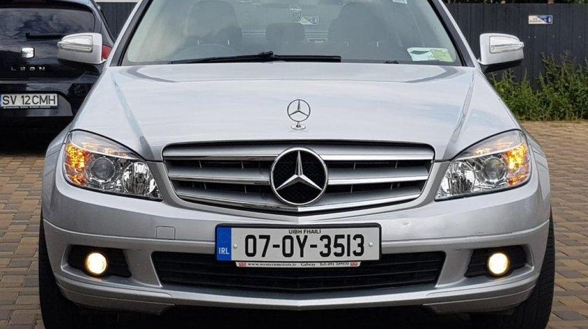 Fuzeta stanga spate Mercedes C-CLASS W204 2008 Berlina 2.2