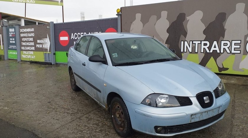 Fuzeta stanga spate Seat Cordoba 2004 6L berlina 1.4i 16v 75cp