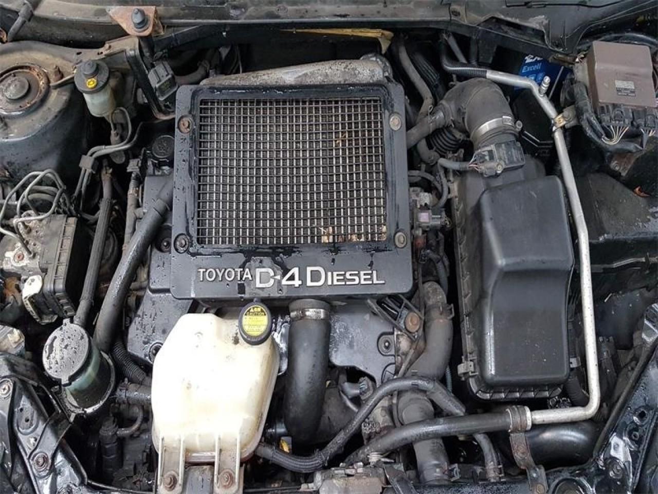 Fuzeta stanga spate Toyota RAV 4 2005 SUV 2.0 D