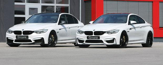 G-Power face BMW-ul M3 si M4 mai puternic decat un Ferrari 458 Italia