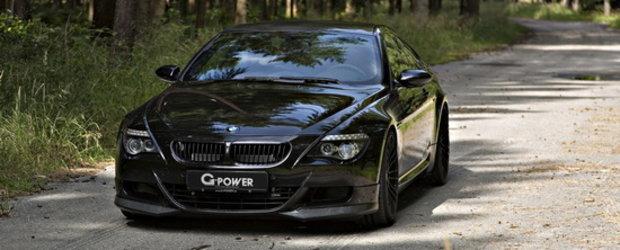 G-Power M6 Hurricane RR - Un nou BMW atomic de la G-Power!