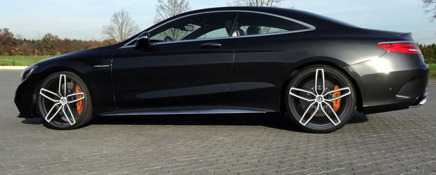 G-Power ne incanta privirile cu... un Mercedes-AMG de 700+ CP
