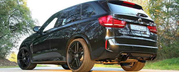 G-Power scoate din cuptor un BMW X5 M cu 700 CP sub capota