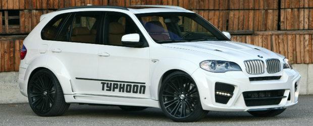 G-Power Typhoon - Tuning extrem pentru BMW X5