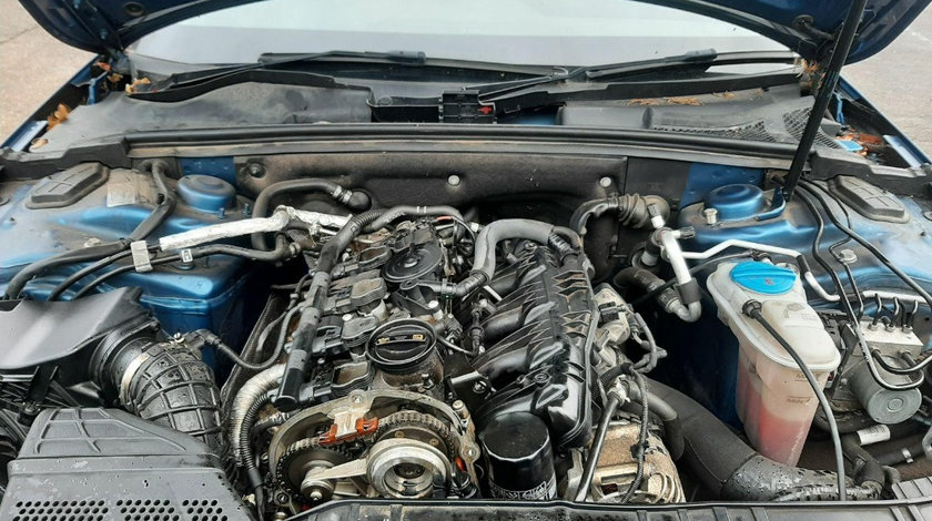 Galerie admisie Audi A4 B8 2009 Sedan 1.8 TFSI