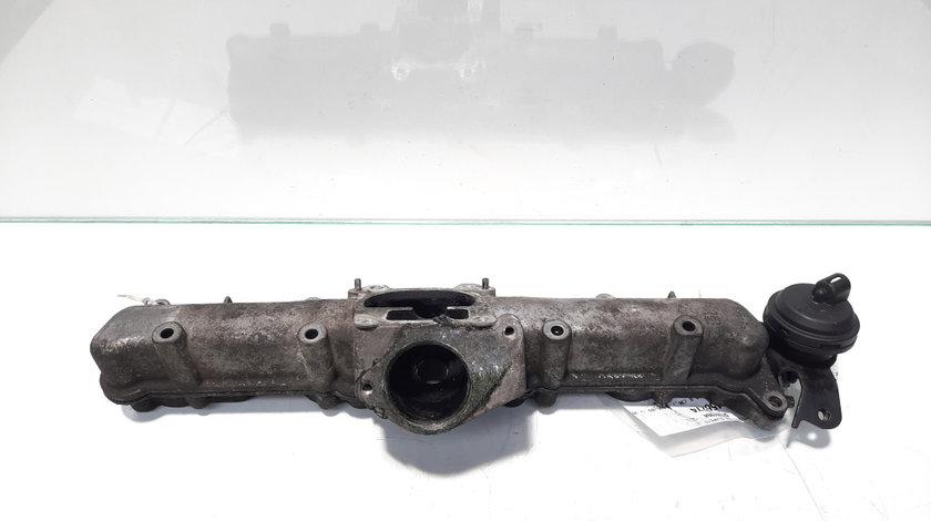 Galerie admisie cu clapete, cod 55351994, Opel Vectra B (38) 2.0 dti, Y20DTH (id:456274)
