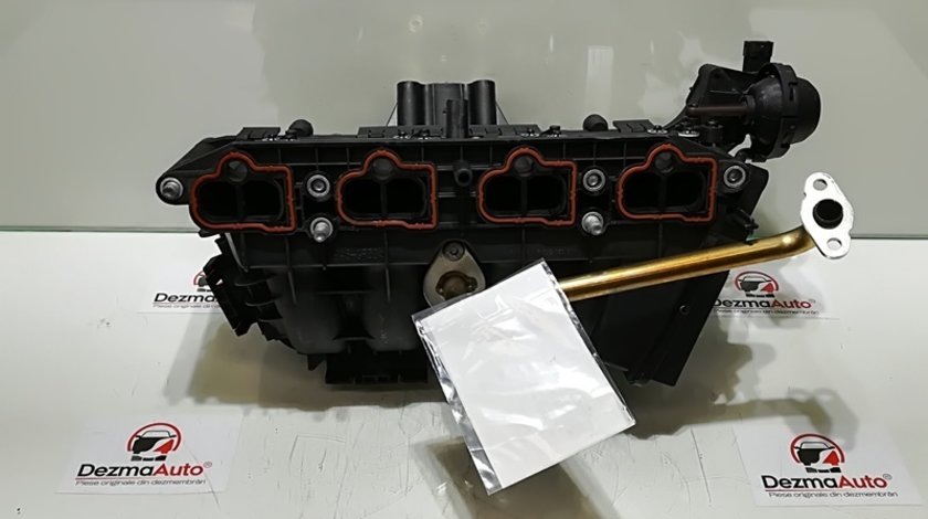 Galerie admisie cu clapete GM55556841, Opel Astra G, 1.4 benz