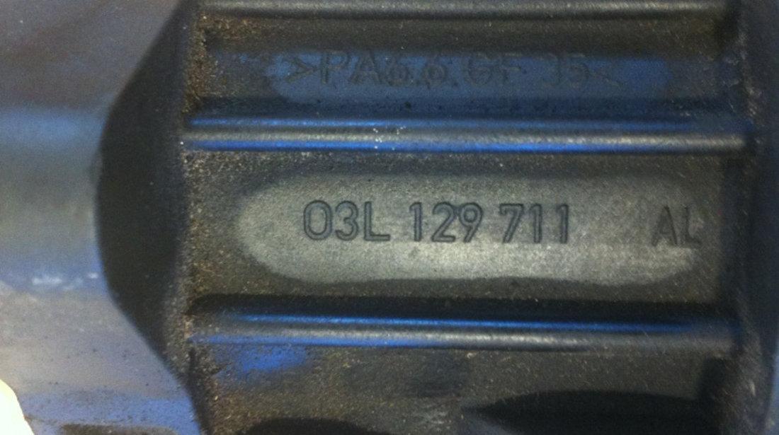 Galerie admisie cu clapete vw golf 6, skoda fabia 2, octavia 2 1.6 tdi cod: 03L129711