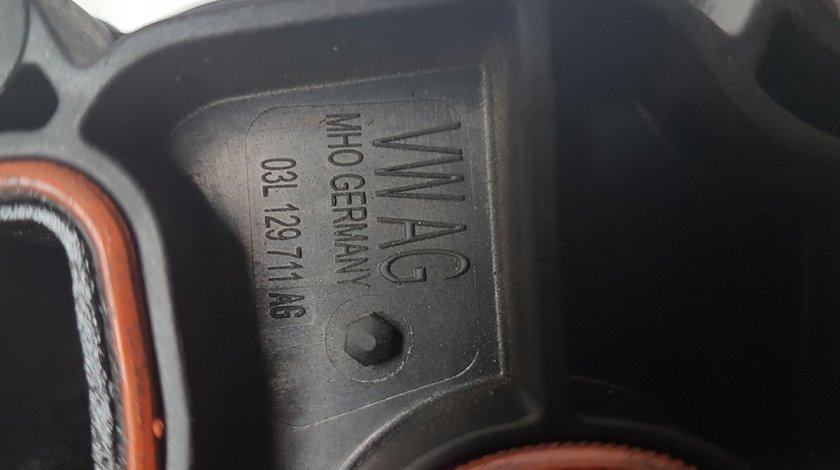 Galerie admisie cu motoras 03l129711AG vw passat cc 2.0 tdi cbbb 170 cai